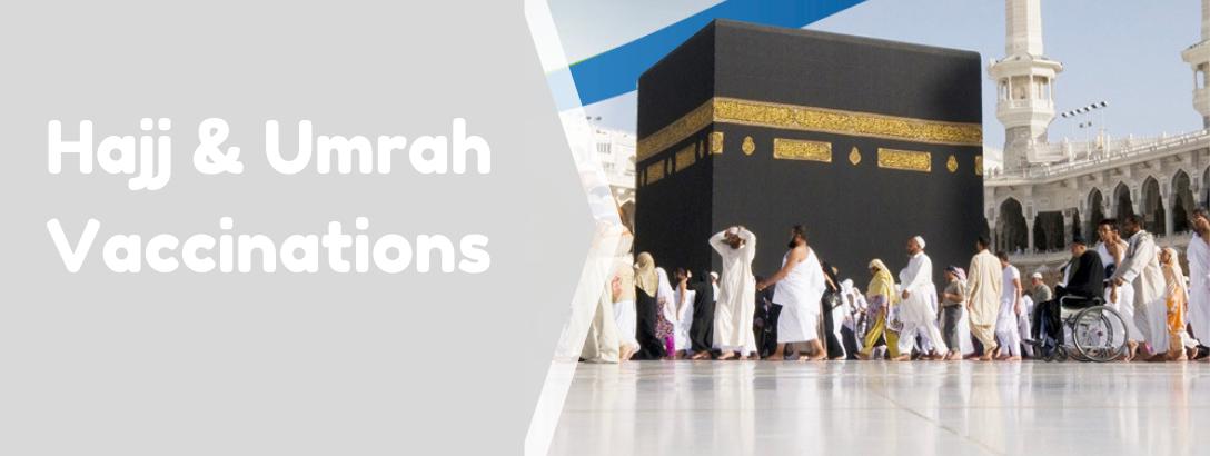 Hajj And Umrah Vaccinations