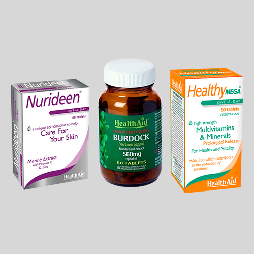 healthaid multivitamins Products Dedham Pharmacy Colchester