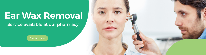 ear wax removal service}